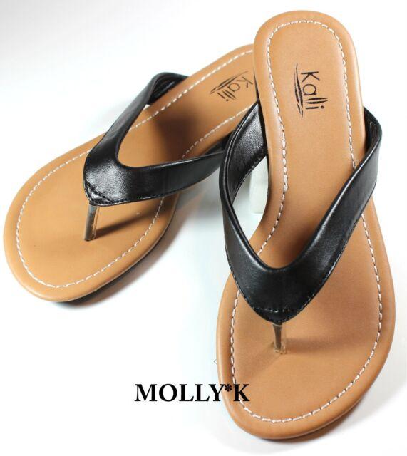 NEW Womens Summer Comfort Casual Thong Flat Flip Flops Sandals Slipper Shoes