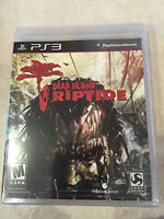Dead Island: Riptide (sony Playstation 3, 2013) Ps3