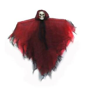 Red-Black-Reaper-Assorted-Scary-Halloween-Hanging-Decoration-Figure-50cm