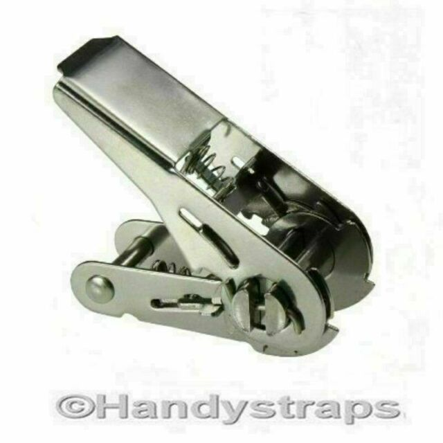 Ratchet Handles 25mm Stainless Steel Handy Straps