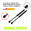 2-Gas-Strut-195mm-200n-6mm-Shaft-Bonnet-Cabinet-Trailers-Canopy-Toolboxes thumbnail 2