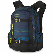 Dakine Mission 25 LITRI Skateboard Ruck Sack Carry Back Pack Lineup