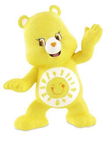 Comansi Sammelfigur Sonnenscheinbärchi Sunshine Bear Glücksbärchi NEU NEW