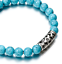 7-Chakra-Bracelet-Lava-Healing-Stones-Beaded-Gemstones-Beads-Elastic-Yoga thumbnail 9