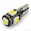 T10-LED-Bulb-Super-Bright-Car-Lights-W5W-501-12V-CanBus-Error-Free-SMD-194-168 thumbnail 3