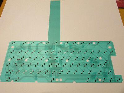 * Nuovo * Commodore Amiga A600 Tastiera Membrane Verde (56c47a, 56c47b E 56c471b)-