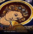 Heinrich Schtz: Sacred Music (CD, Oct-2013, 5 Discs, Brilliant Classics)