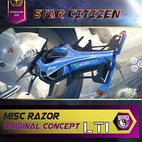 Star Citizen - Misc Razor Lti Original Concept