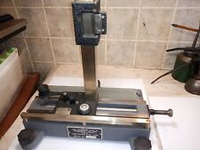 Precision Tool And Instrument Co Toolmakers Microscope Stand No 2158