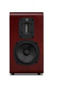 Quad S-2 S Series Loudspeaker - Sapele Mahogany (Pair)