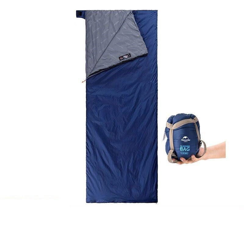 Mini Sleeping Bag Outdoor Camping Ultralight Envelope UltraSmall Dimensione 200x85cm