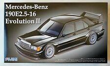 FUJIMI RS-14 1/24 Mercedes Benz 190E 2.5-16 Evolution II scale model kit
