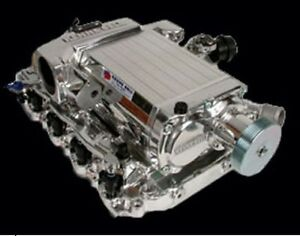 Détails : Kenne Bell 99-04 Mustang GT 4 6L Complete Supercharger Big Bore  2 1L Intercooled