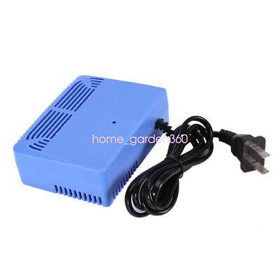 Intelligent Air Purifiers Ionizer Airborne Negative Ion Anion Generator Blue