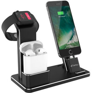 for apple watch stand airpods accessories iphone 8 charger. Black Bedroom Furniture Sets. Home Design Ideas