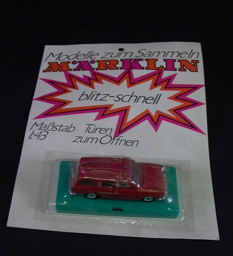 Märklin voiture emballage d'origine - 1  43 (Auto 4)