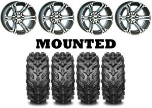 Kit-4-Interco-Swamp-Lite-Tires-26x9-12-26x12-12-on-ITP-SS212-Machined-Wheels-SRA