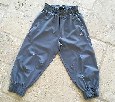 JOGGERS IN GREY, YOUTH LARGE