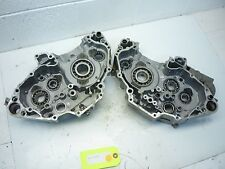 YAMAHA 00 01 02 YZ 426 F YZ426 YZ426F ENGINE CRANKCASE HALVES OEM