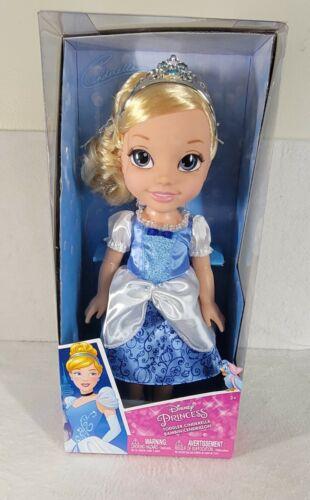 NIB Disney Toddler Princess Cinderella Doll NEW