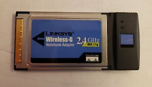 LINKSYS WPC54GS VER 2 TREIBER WINDOWS 10