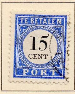 Netherlands-1894-1905-Early-Postage-Due-Issue-Fine-Used-15c-149300