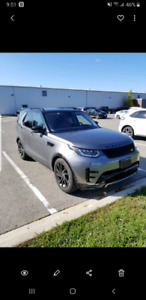 2019 Land Rover Discovery Diesel  Lease take over