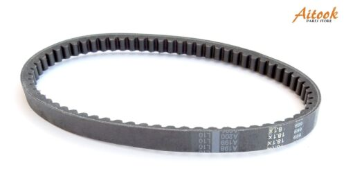 Drive Belt  669 18.1 30  For GY6 139QMB 50cc