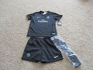 Image is loading BNWT-Nike-3pc-Little-Boys-Football-apparel-Fly- 5b0bfc5bbd7e