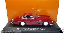 MERCEDES-BENZ 300 SL Coupé 1955 rot - Minichamps 1:43 - 940 039001 - neu