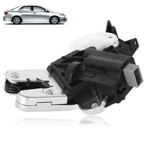 Rear-Tailgate-Boot-Lock-Latch-Catch-For-AUDI-A4-5-6-8-4F5827505D-Mechanism-3-Pin