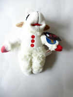 Hot Topic Lambchop & Friends Beanie Plush Sheri Lewis Stuffed Animal Toy