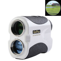 Goplus 6x Lcd Sport Golf Laser Rangefinder Yardage Device 5400+ Yd Range White on sale