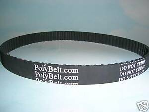 "DURACRAFT 20314 Band Saw 1//4/"" Round Drive Motor Belt USA FREE SHIPPING"