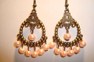 Large Long Indian~Asian Ethnic Boho Chandelier Earrings~ER121~uk ...