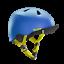 Bern-Nino-Matte-Blue-Flip-Visiere-Velo-BMX-Skate-Casque-Jeunesse-Junior-Taille-XS-S miniature 1