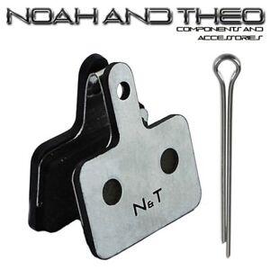 Shimano Tourney TX805 T615 T675 Ultegra Semi Ceramic Sintered Disc Brake Pads