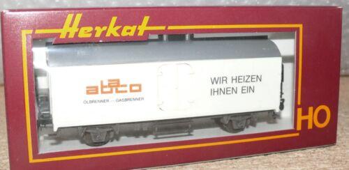 B9 herkat Fleischmann colección abaco quemador de fueloil
