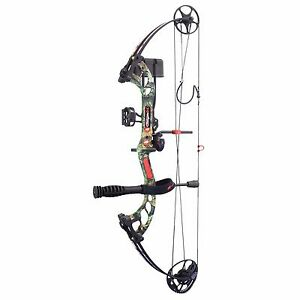 NEW-2019-PSE-Stinger-Extreme-Left-Hand-Compound-Bow-w-PKG-in-Country-Camo