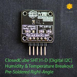 ClosedCube-SHT31-D-Digital-I2C-Humidity-amp-Temperature-Sensor-Breakout