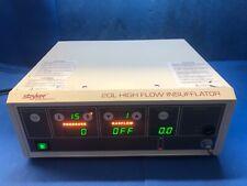 Stryker 620 030 400 Endoscopy 20l High Flow Insufflatorconsole Unit