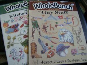 Sam-Hawkins-A-Whole-Bunch-Cross-Stitch-Book-Your-Choice