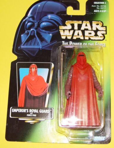 #K1 Star Wars POTF 2 Green Card Figuren zum aussuchen