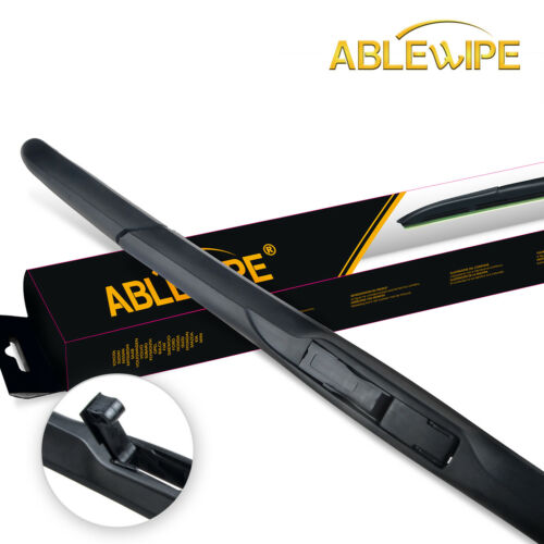 ABLEWIPE Fit For JEEP GRAND CHEROKEE SUV 1999-2010 Front Wiper Blades Set of 2