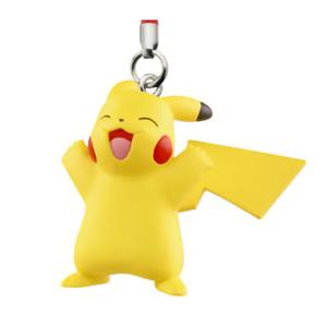 Pokemon Sun /& Moon Eevee Character Netsuke Mascot Charm Strap Collection Anime