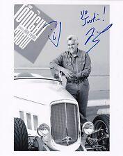 Jay Leno The Tonight Show Autographed 8 x 10 Photo W/COA Yo Justin
