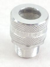 """NEW!  HUBBELL F2 CONNECTOR  1/2"""" STEEL  STR 0.38-0.50""""    FAST SHIP!!! (A188)"""
