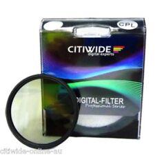 CW citiwide 77mm CPL Filter for DSLR Lens canon  nikon sony fuji cameras #030650