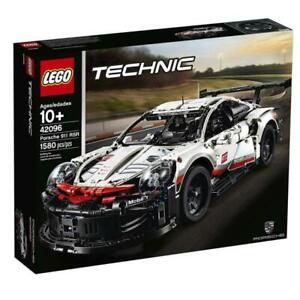 NEW-Lego-Technic-Porsche-911-RSR-42096-Building-Kit-New-2019-1580-Piece