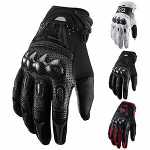 Carbon-fibe-Motorcycle-Mountain-Bike-Cycling-Racing-Motocross-Full-Finger-Gloves